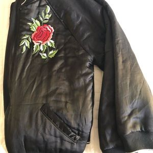 velvet by GRAHAM & SPENCER Bomber Jacket